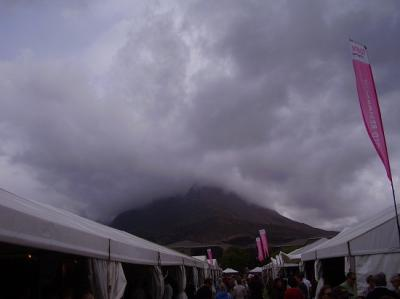 2010 Taste of Cape Town weather