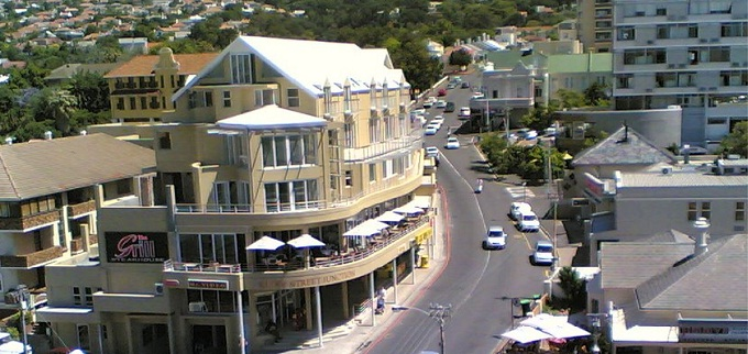 Kloof Street Restaurants