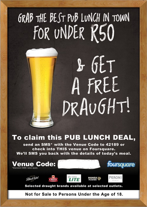 Best Pub Lunch in Cape Town