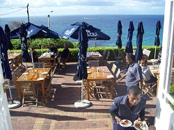 Black Marlin Restaurant Simon's Town