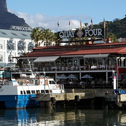 Quay Four Seafood Restaurant V&A Waterfront