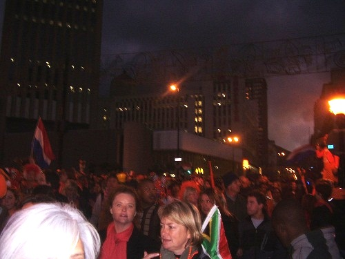 Fan Walk Cape Town