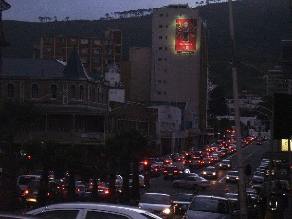 Cape Town Traffic