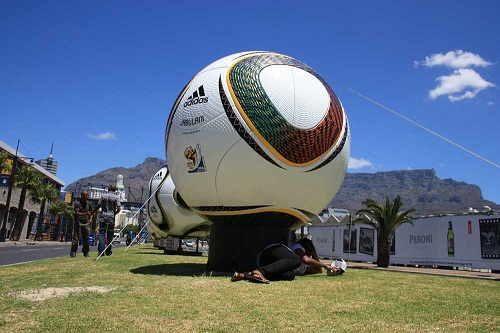 World Cup Cape Town Football